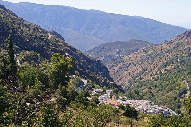 Pampaneira, los pueblos más bonitos de Granada