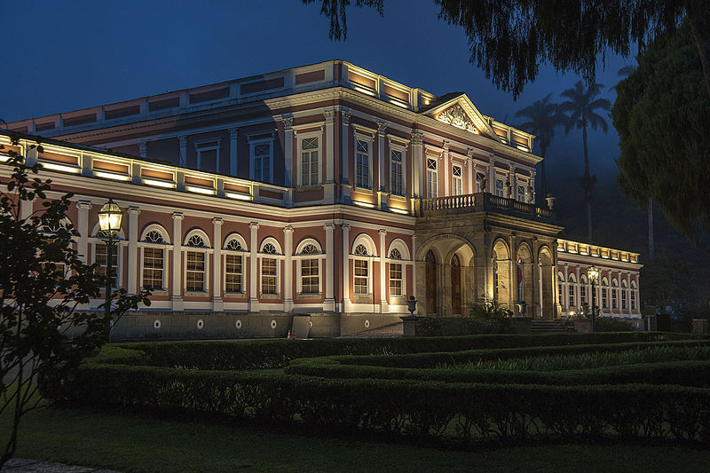 Palacio Imperial de Río de Janeiro