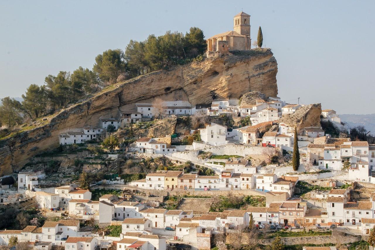 Montefrío, los pueblos más bonitos de Granada