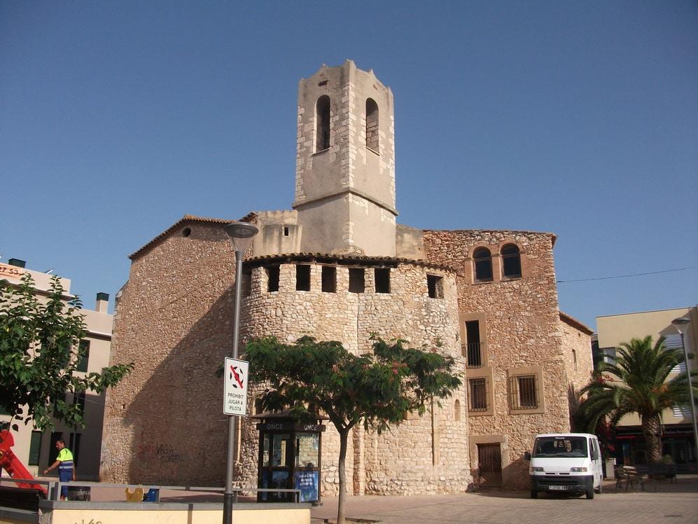 Iglesia de San Cristóbal, Cunit