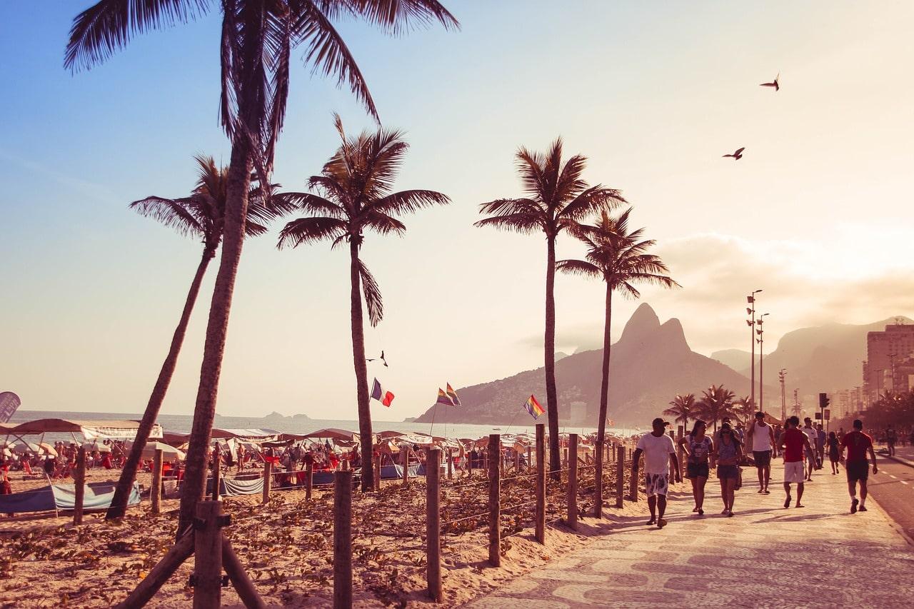 Playas, Río de Janeiro