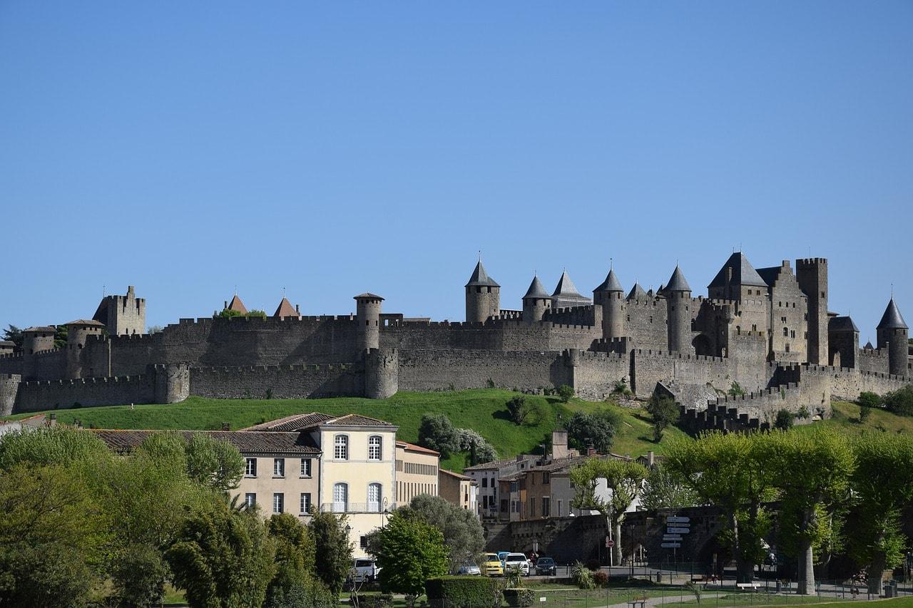 Carcasona, sur de Francia