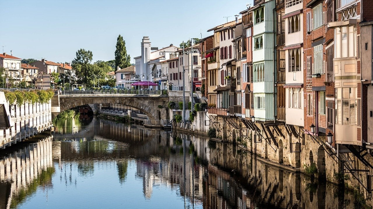 Castres, sur de Francia