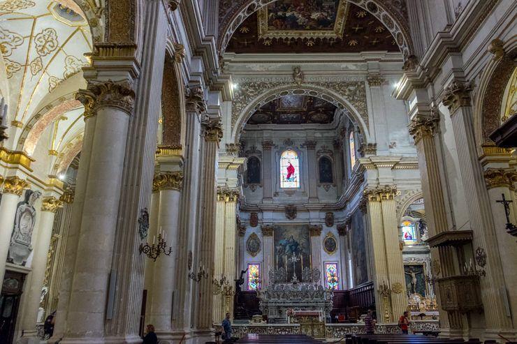 Abadía de Sant Mateo, Lecce