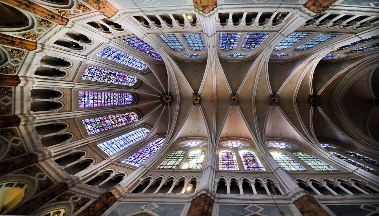 Arte gótico en la Catedral de Chartres