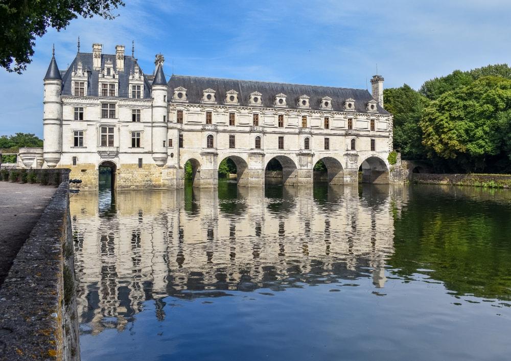 Castillo de Chenonceau, ruta por el Valle de Loira
