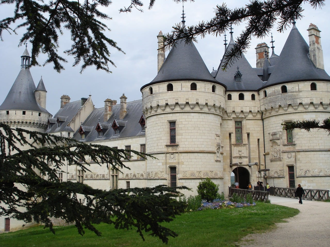 Castillo de Chaumont, ruta por el Valle de Loira