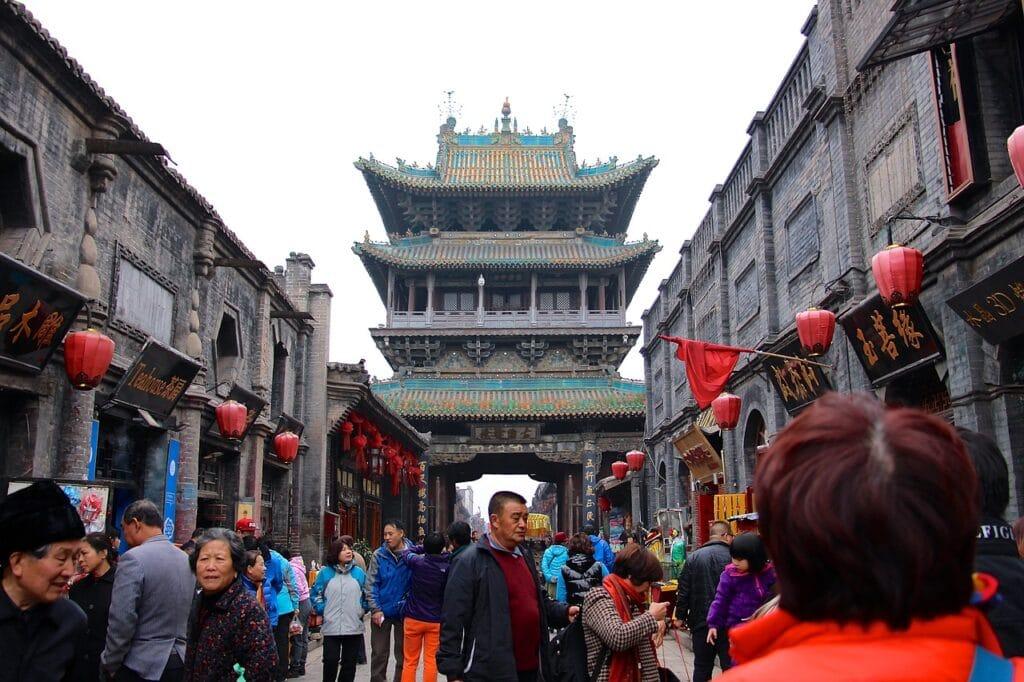 Pingyao, China