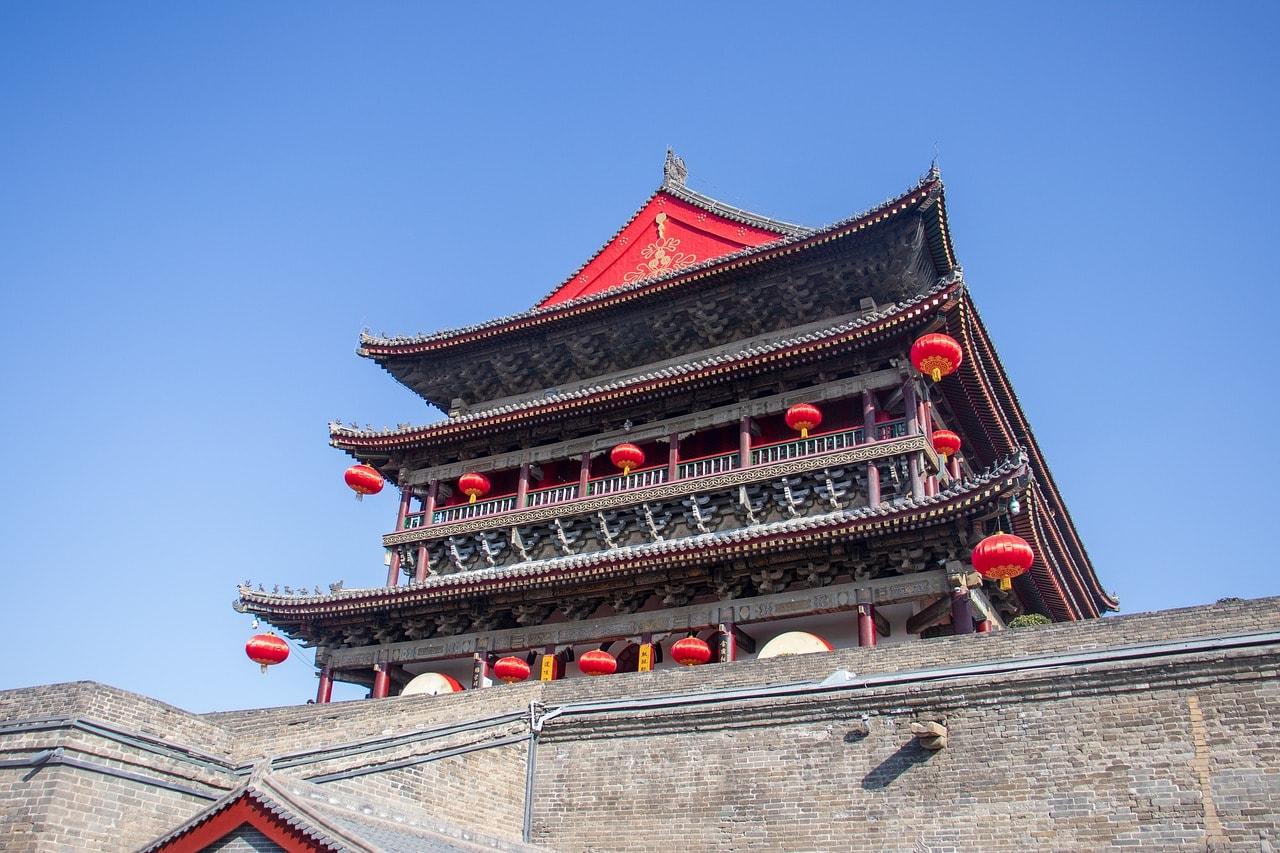 Torre Tambor Xian