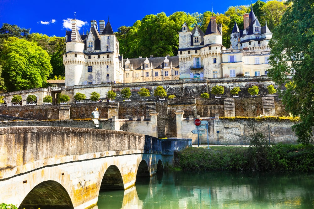 Ruta por el Valle de Loira