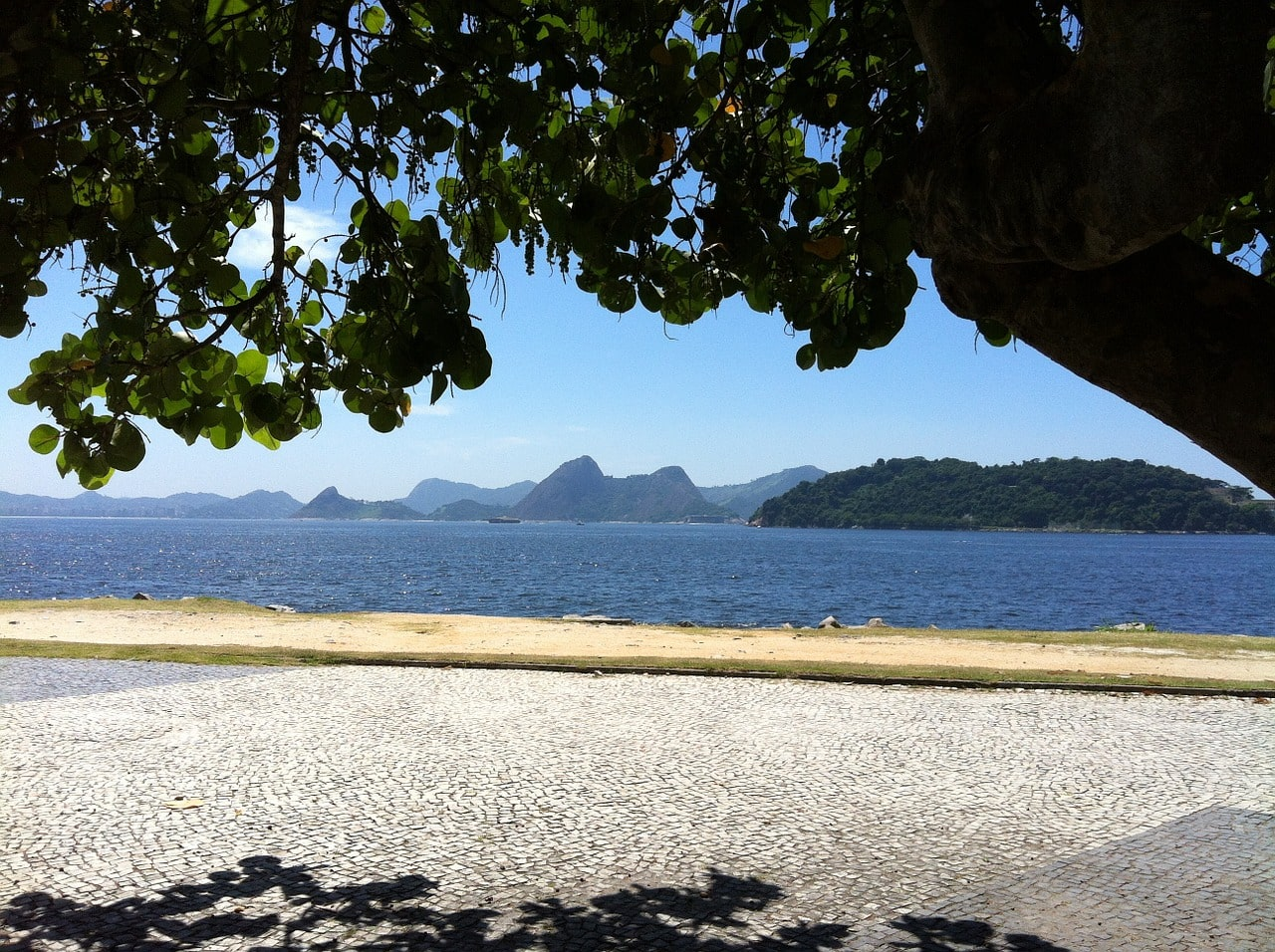 Playa Flamengo, Río de Janeiro