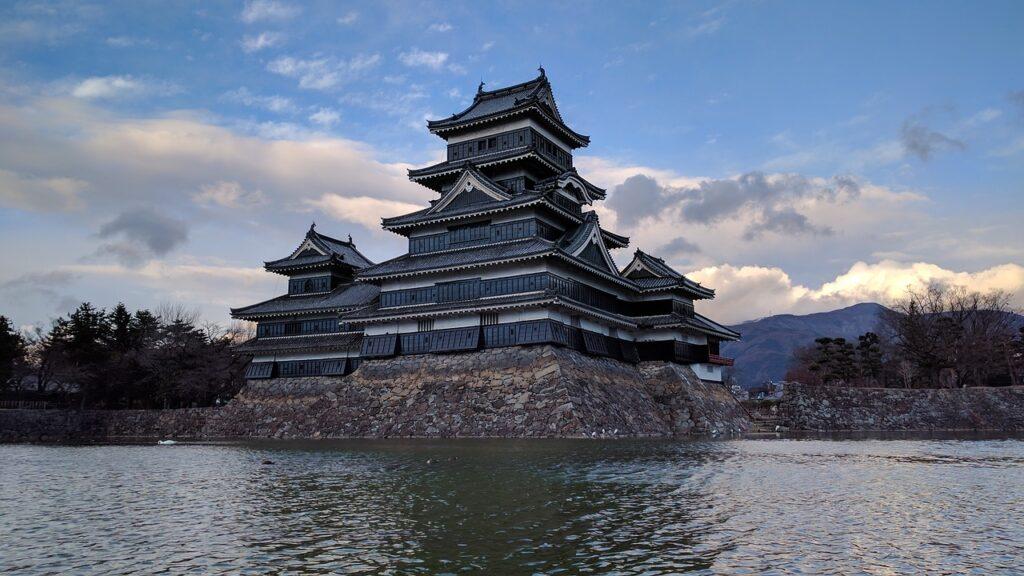 Castillo de Matsumoto, Nagano