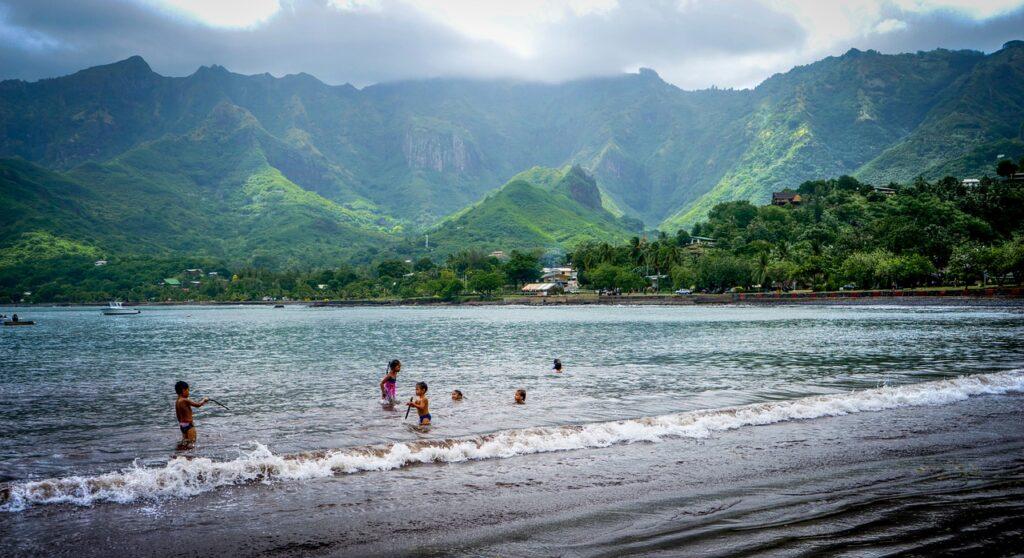 Nuva Hiva, Islas Marquesas