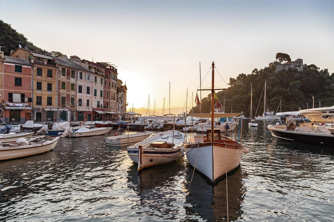 Embarcaciones, Portofino