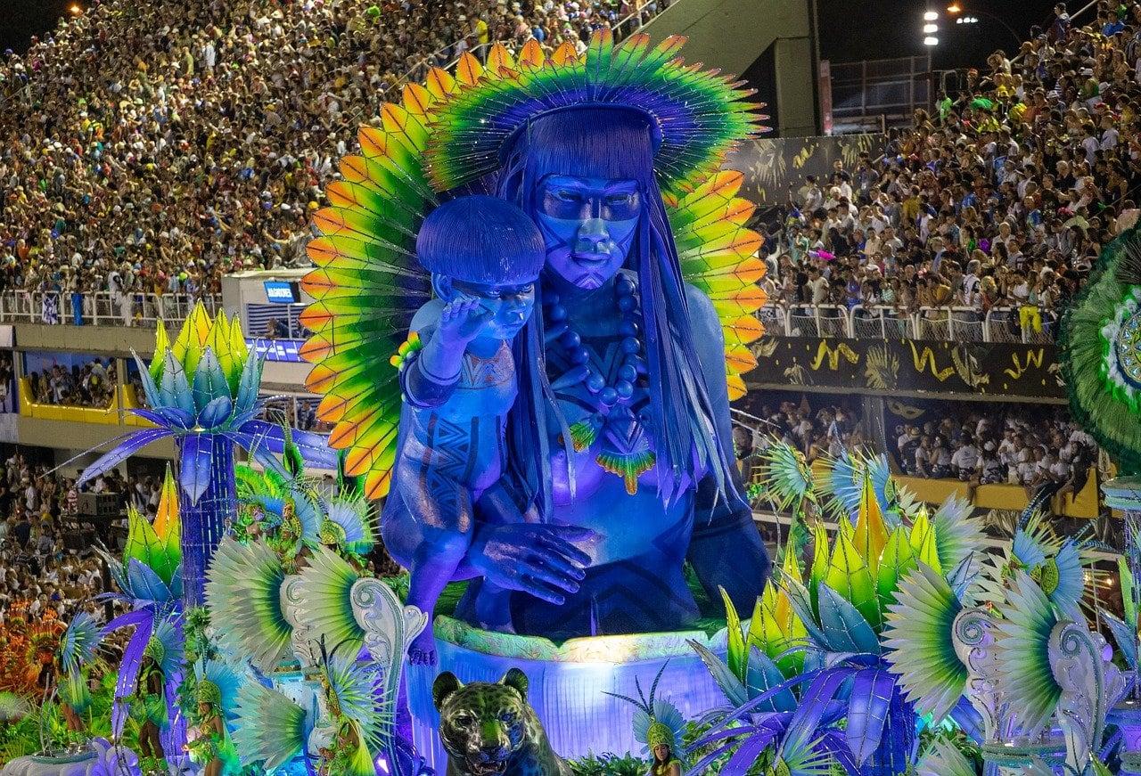 Río de Janeiro, carnaval