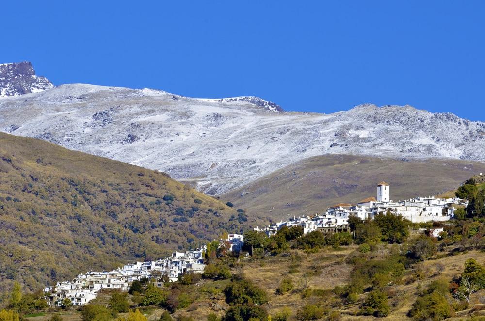 Capileira, los pueblos más bonitos de Granada