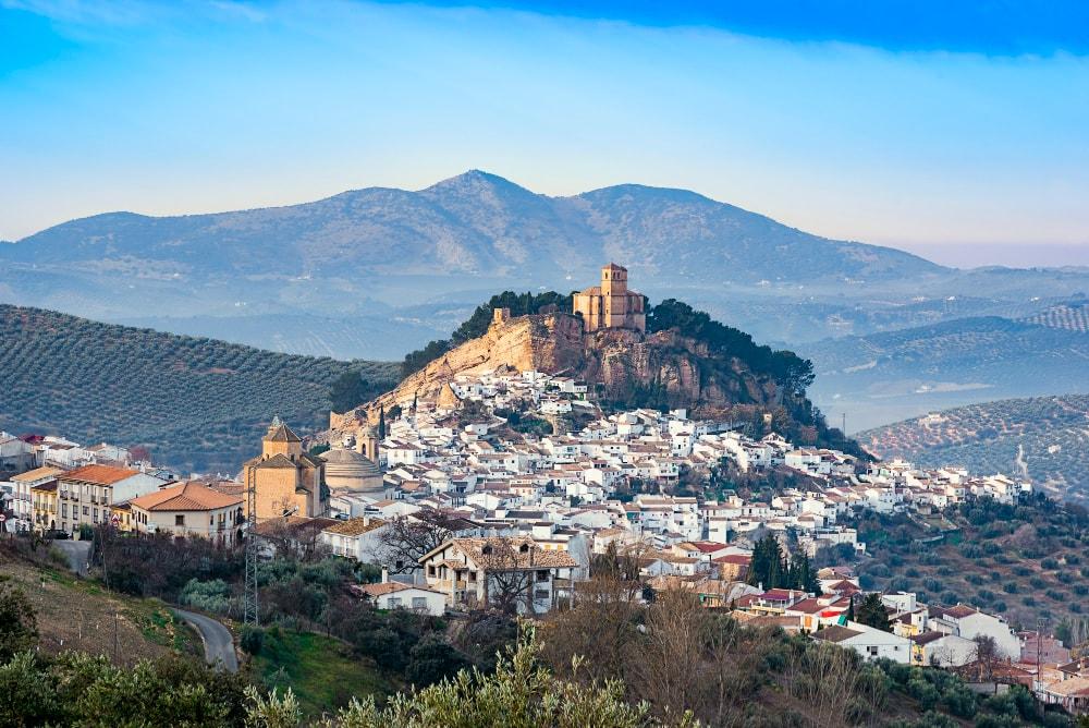 Montefrío, pueblos más bonitos de Granada