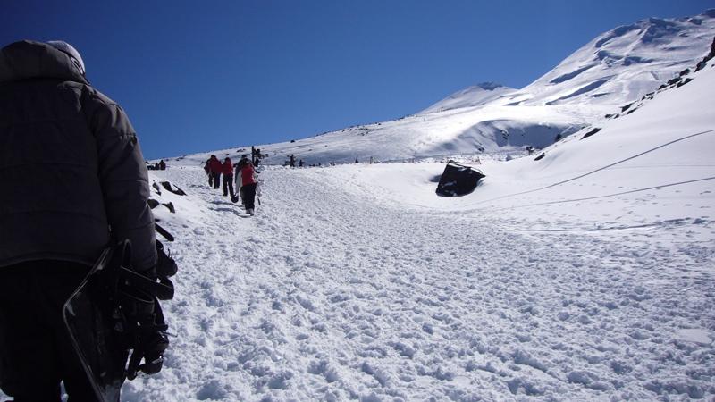 Turoa, Parque Nacional Tongariro