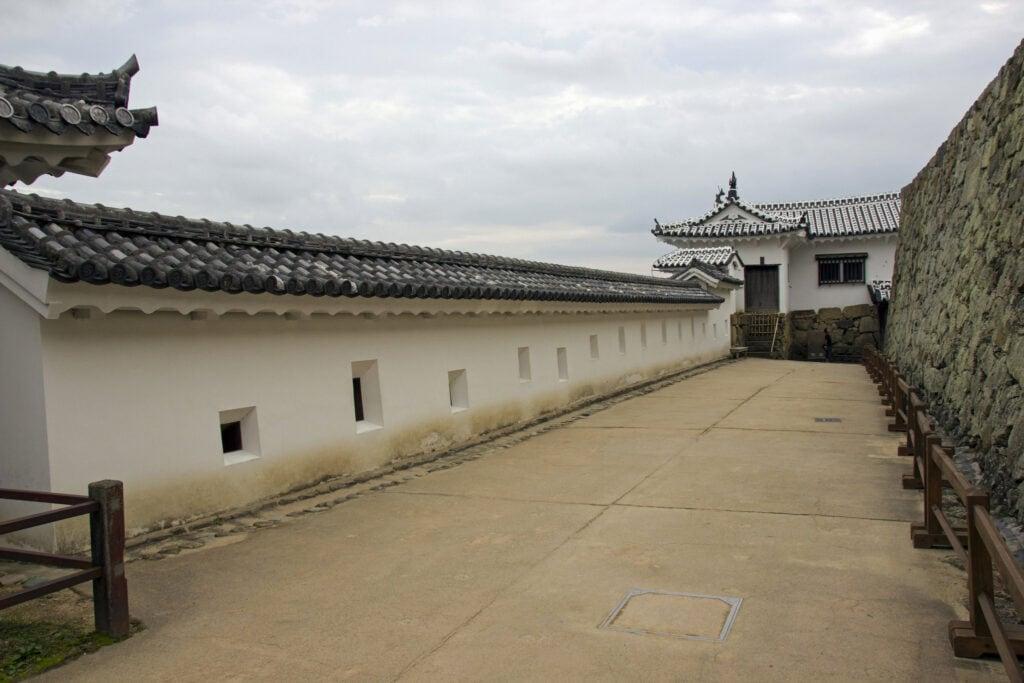 Recorrido por el castillo Himeji de Japón