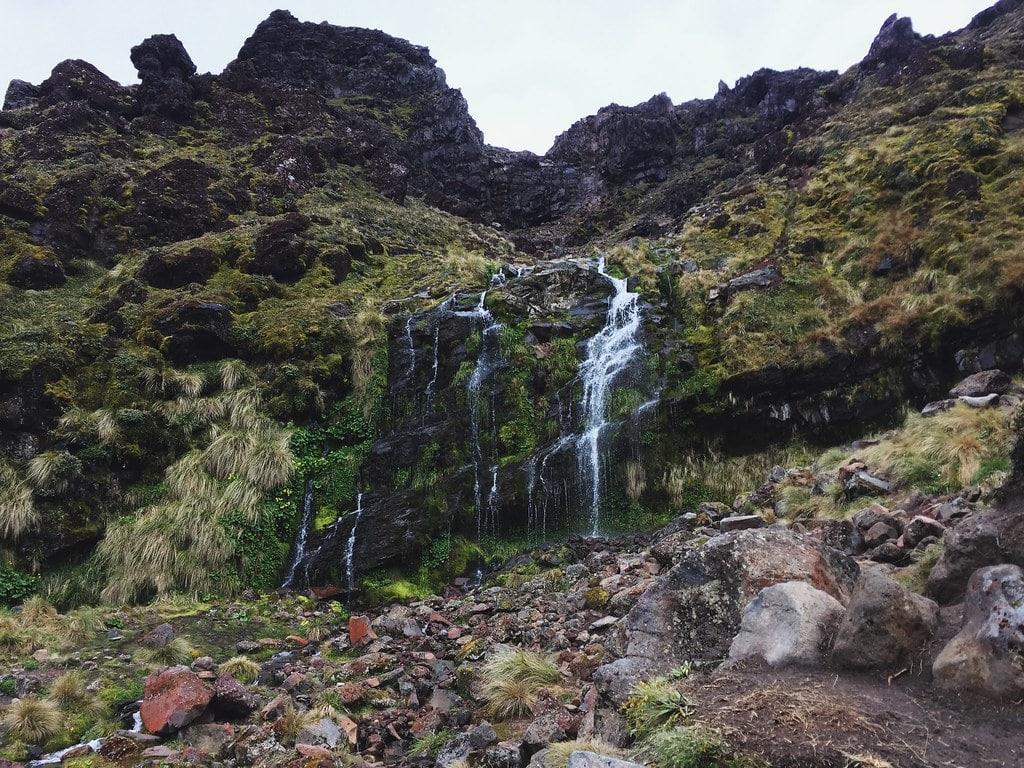 manantiales Soda Springs, Parque Nacional de Tongariro