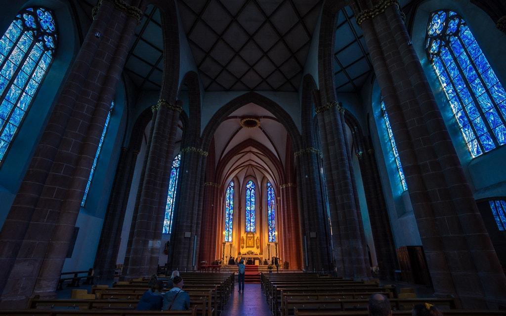St. Stephan, Mainz