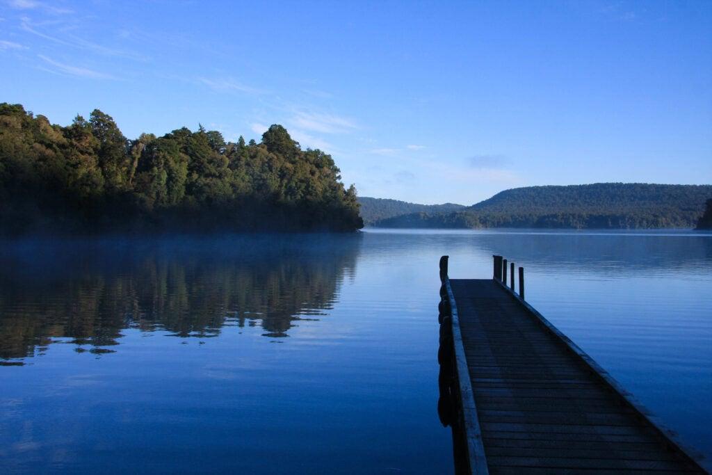 Lago Mapourika