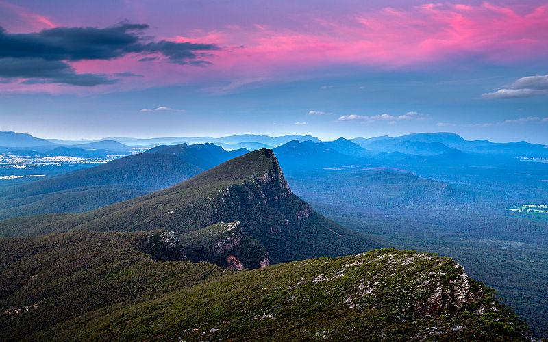 Parque Nacional Grampians