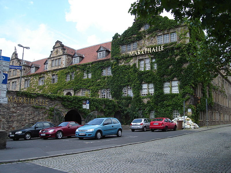 Mercado Central de Kassel