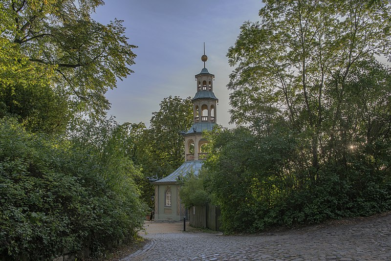 La Casa del Dragón, Potsdam