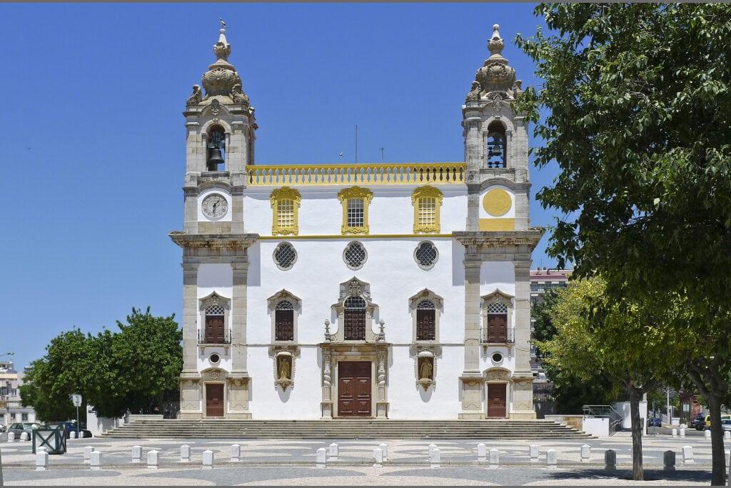 Igreja do Carmo , Faro Portugal