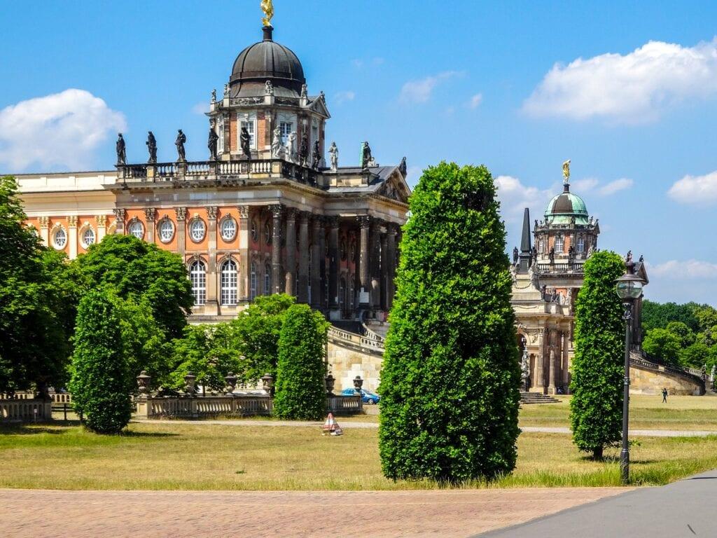 Palacio Sanssouci, Potsdam