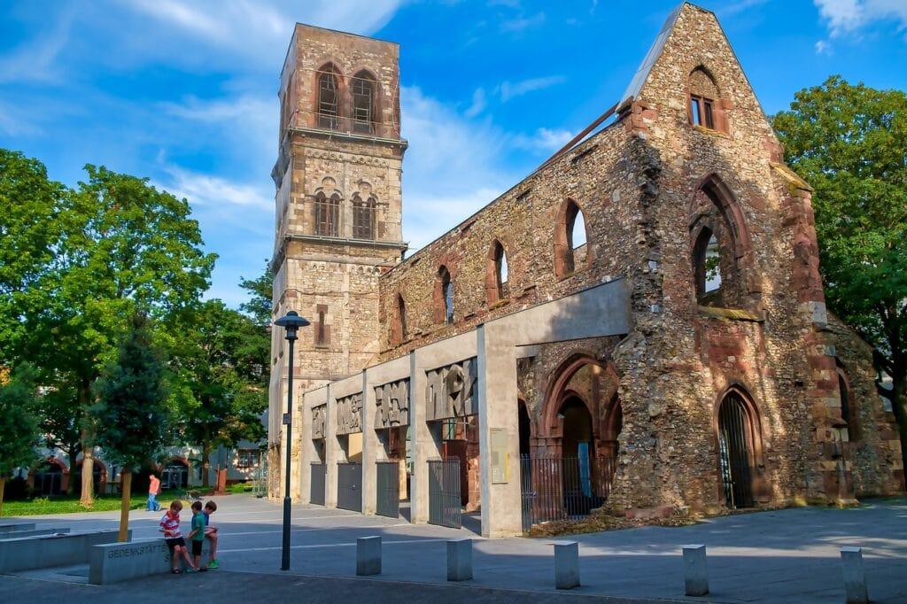 Iglesia de San Cristóbal, Maguncia