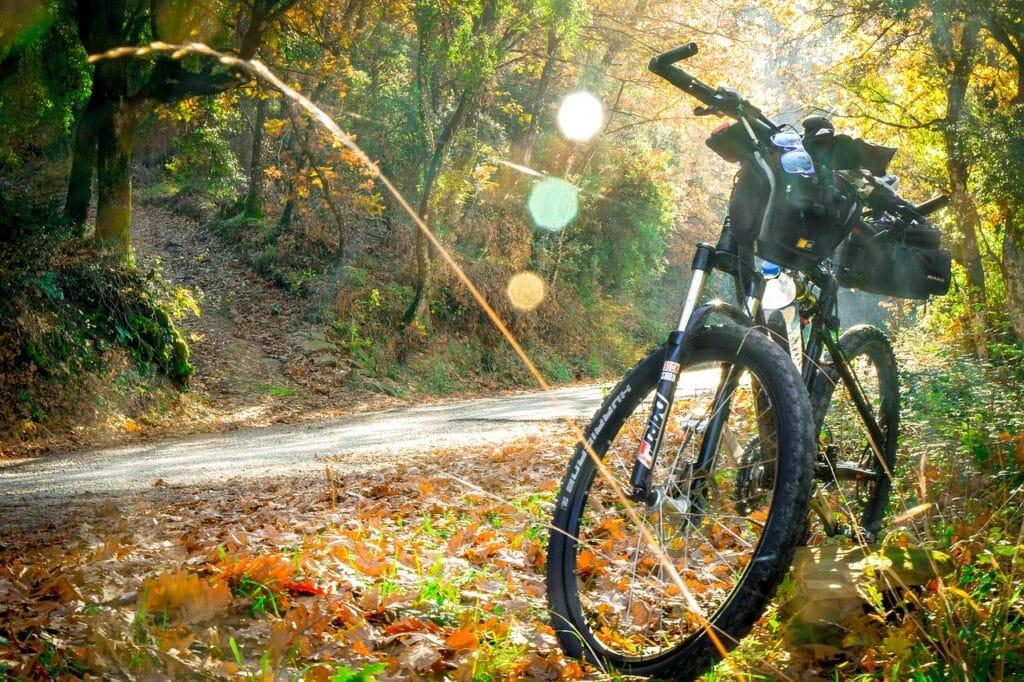 ciclismo de montaña en Australia