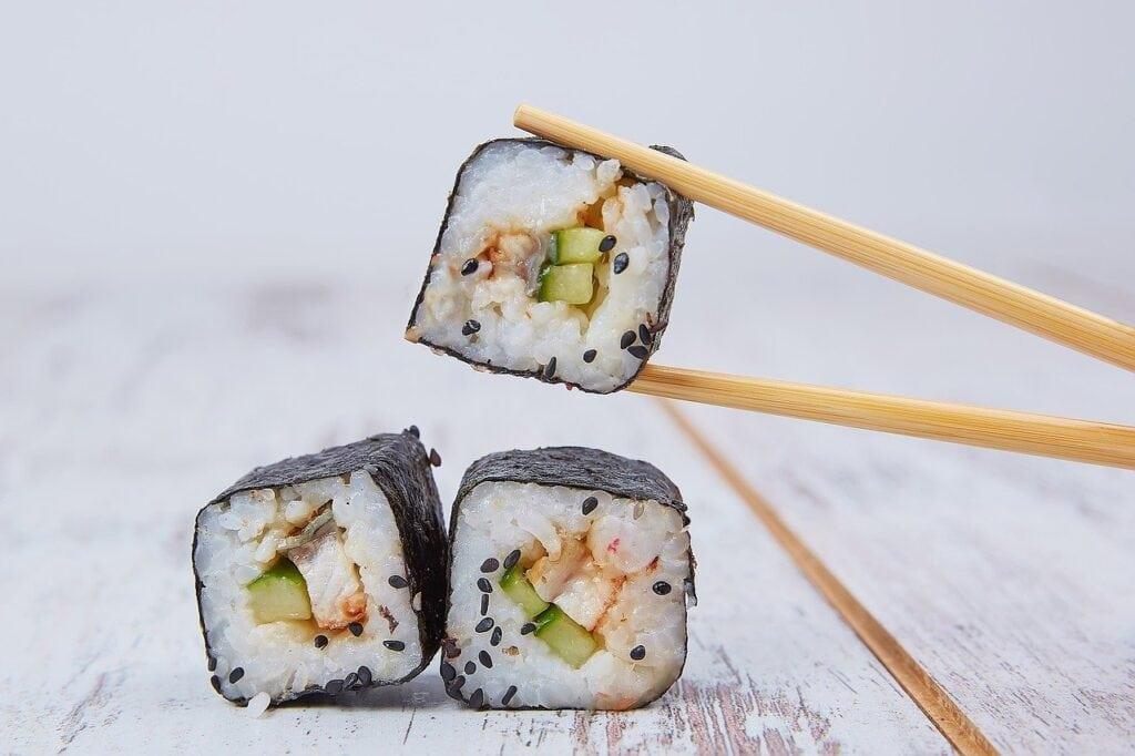Comida en Japón