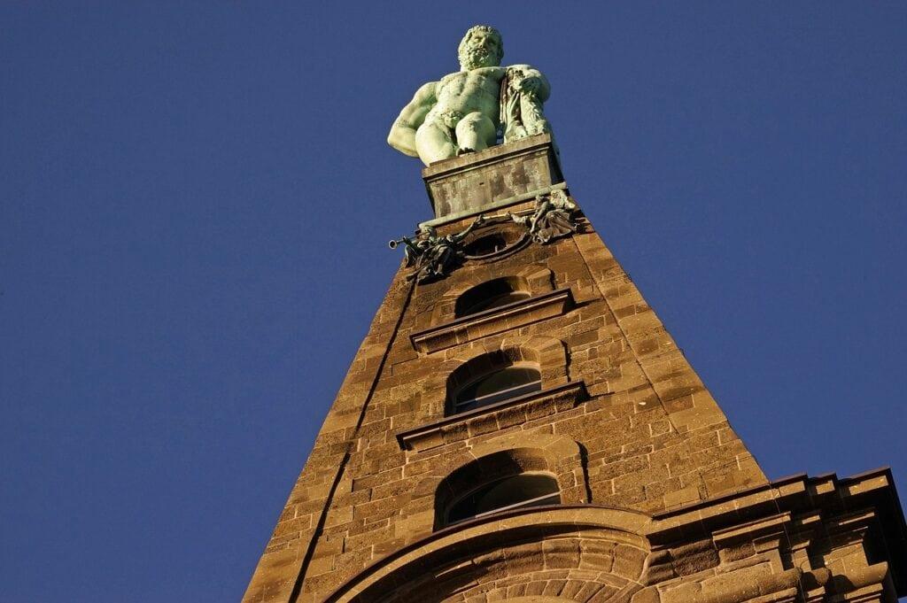 monumento de Hércules, Kassel