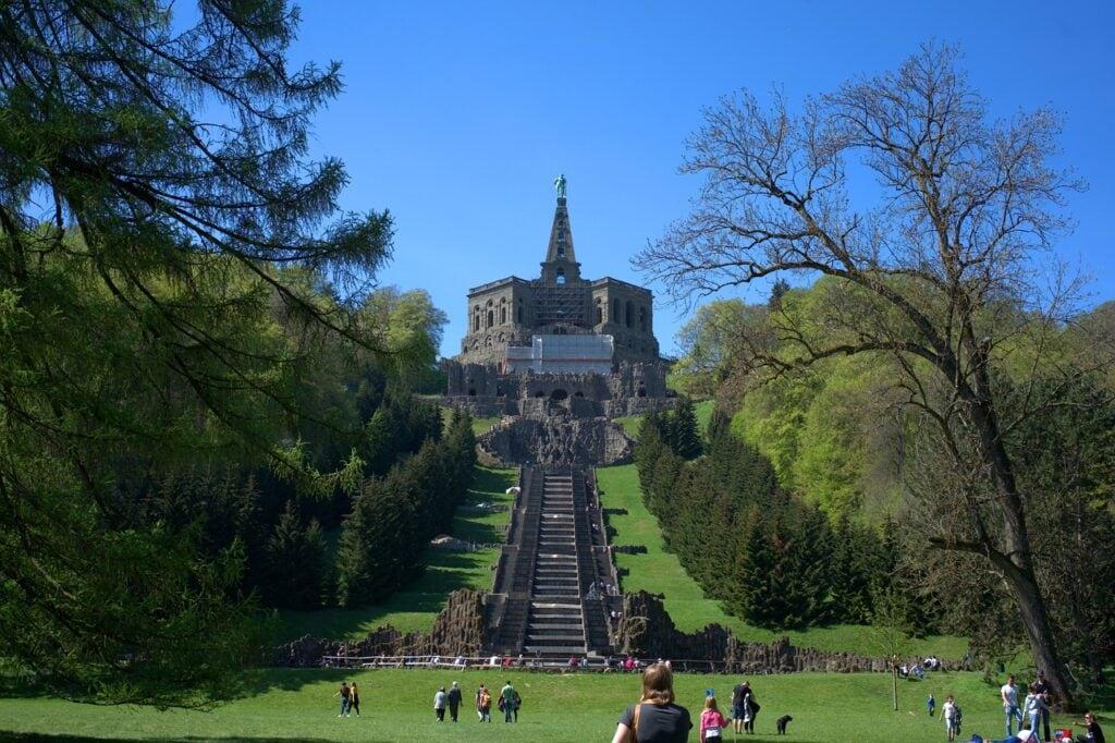 Bergpark Wilhelmshöhe, Kassel
