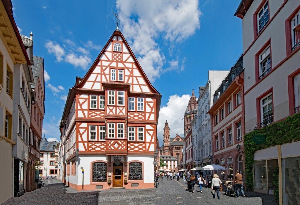 Maguncia, Alemania