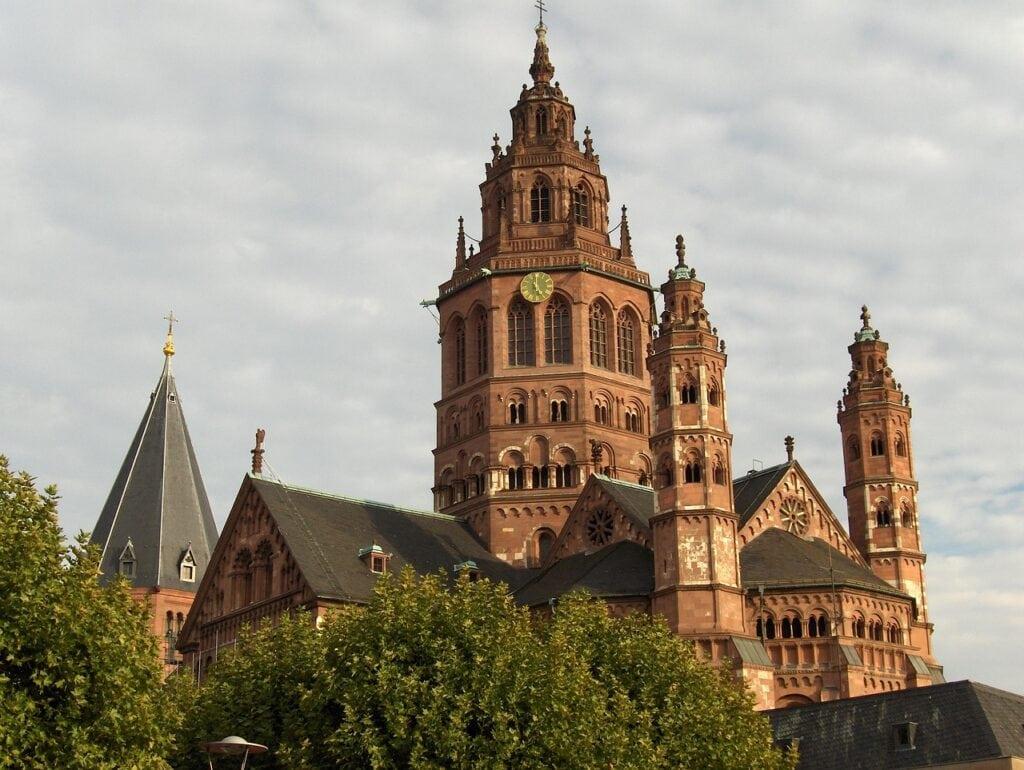 Catedral de Mainz, Alemania