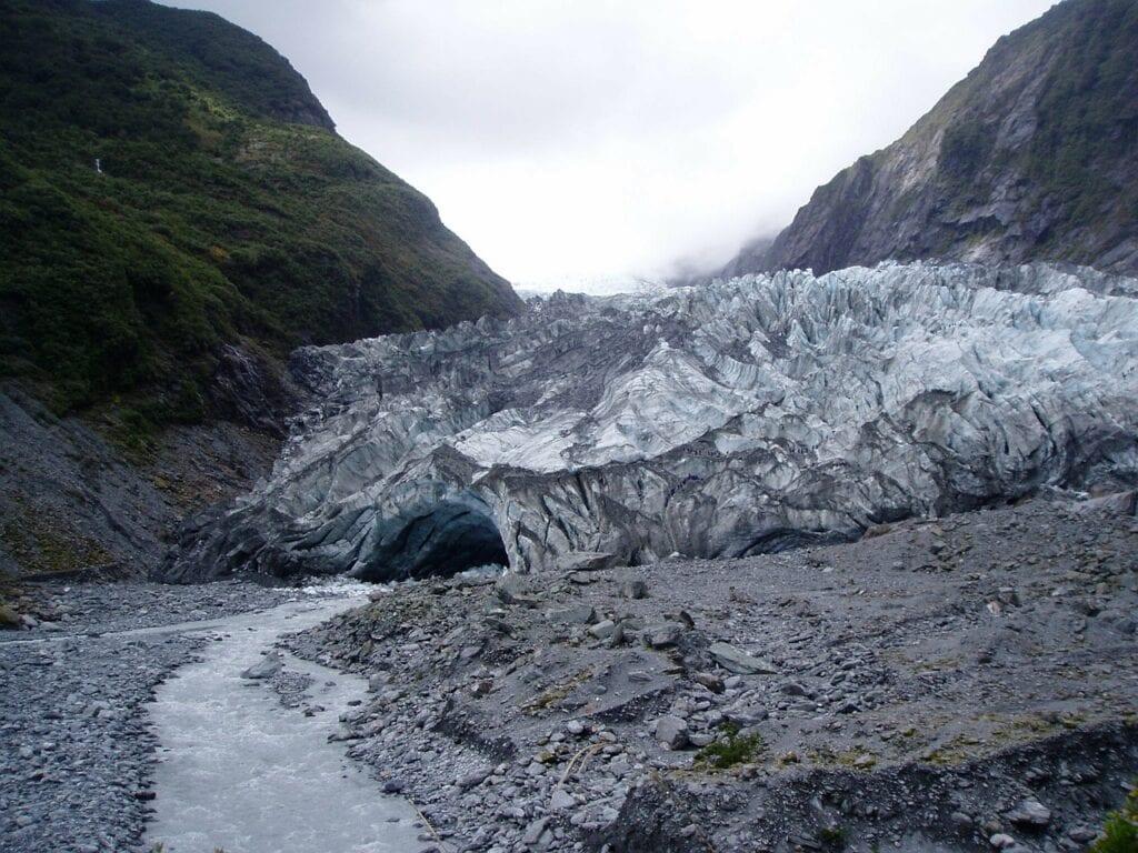 Glaciares de Nueva Zelanda, Franz Josep
