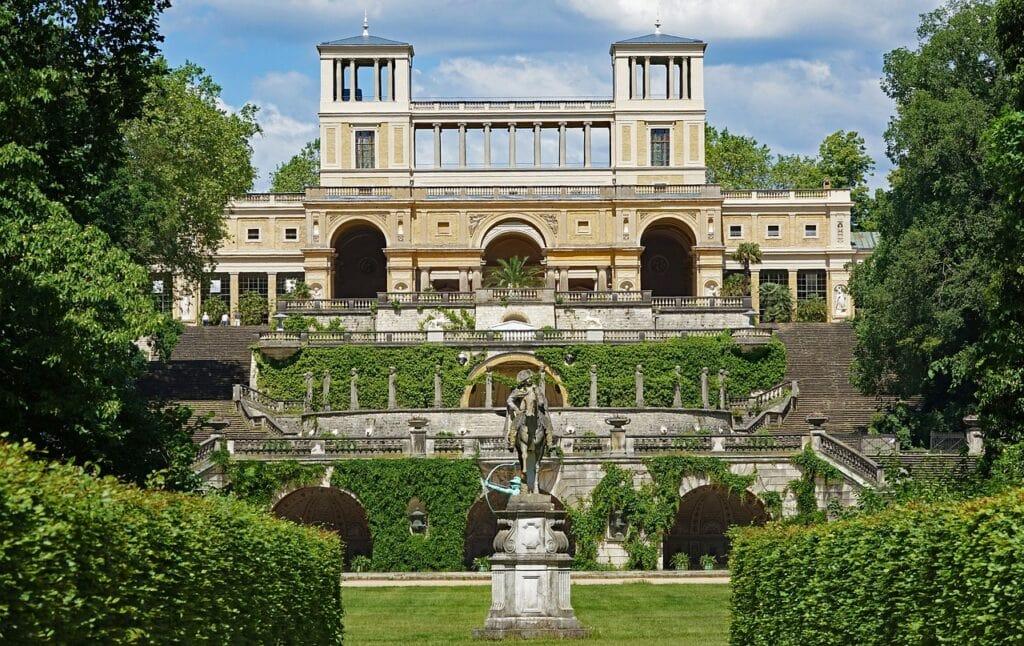 parque de Sanssouci, Potsdam