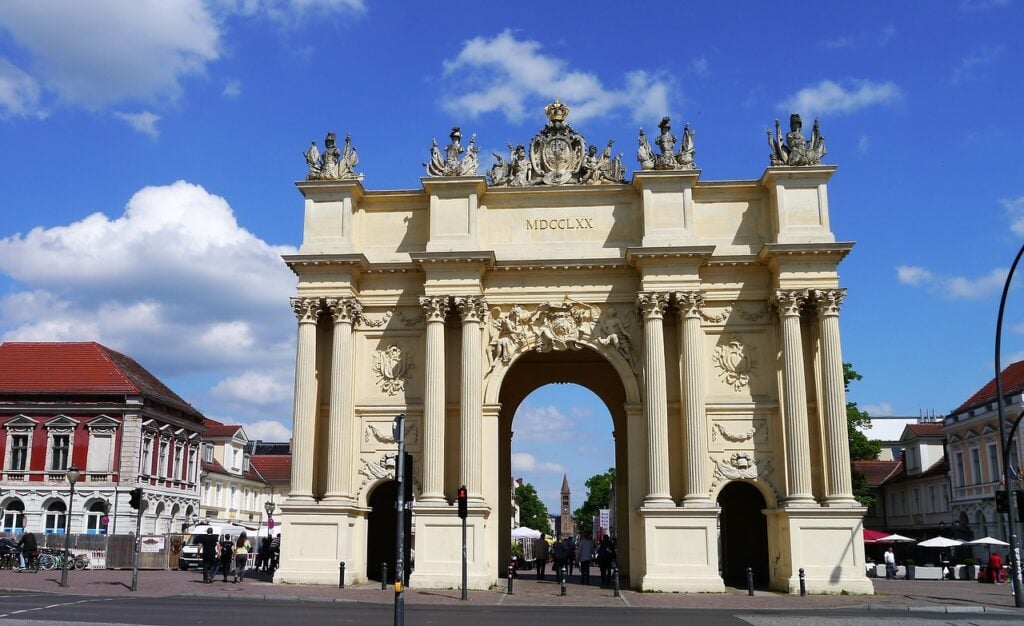 Puerta de Brandemburgo, Potsdam