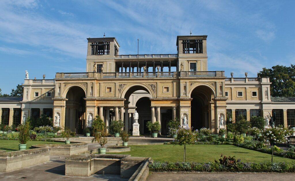 Palacio de la Orangerie, Potsdam