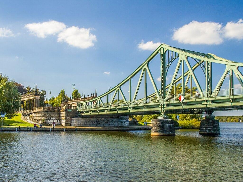 Puente Glienicke, puente de los espías, Postdam