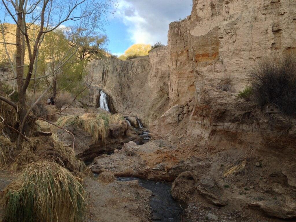Cascada El Leoncito