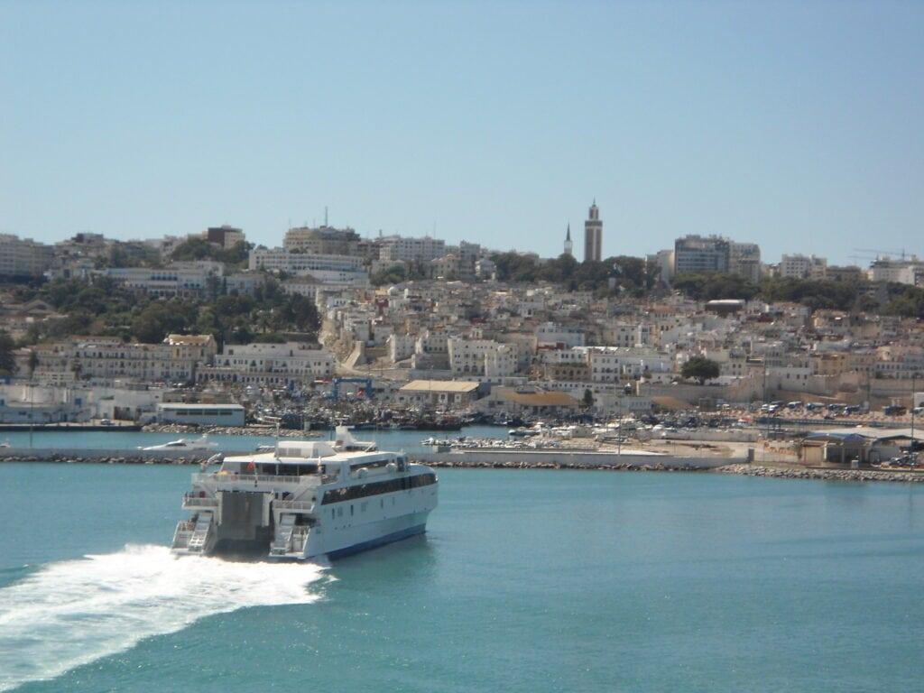 puerto de tánger