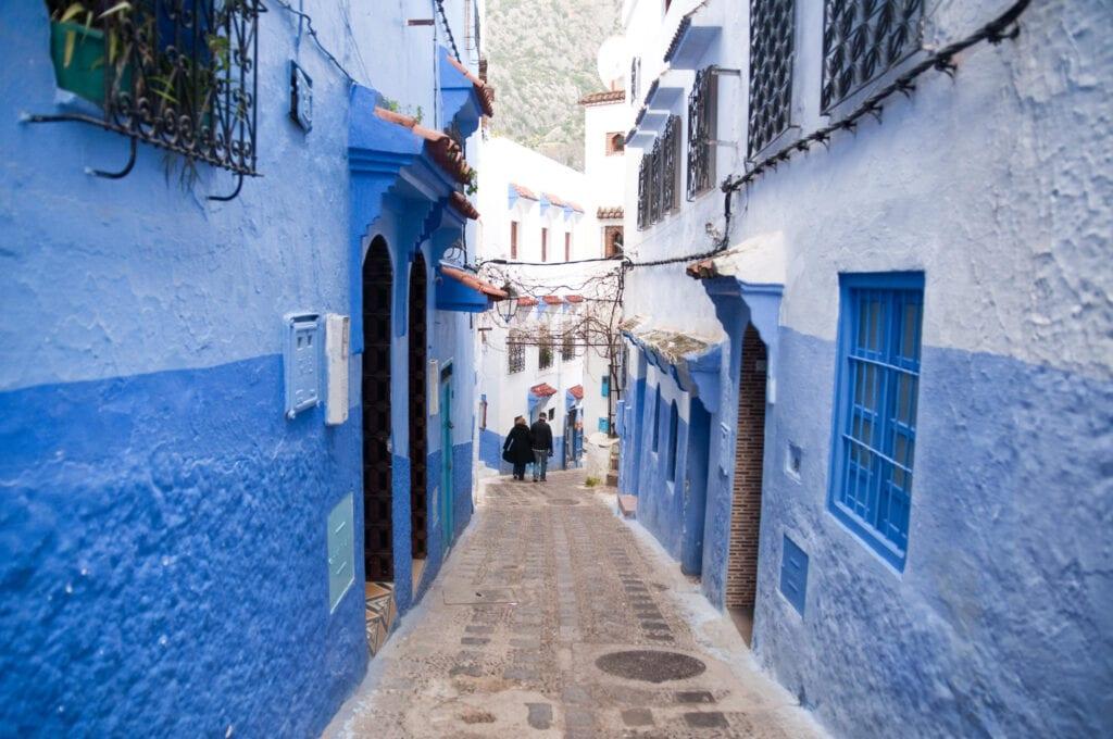 Chefchaouen, Marruecos en 10 días