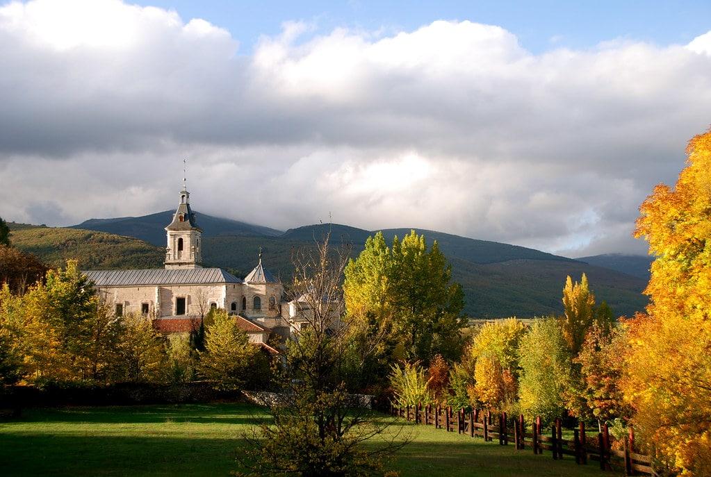 Monasterio El Paular, Rascafría
