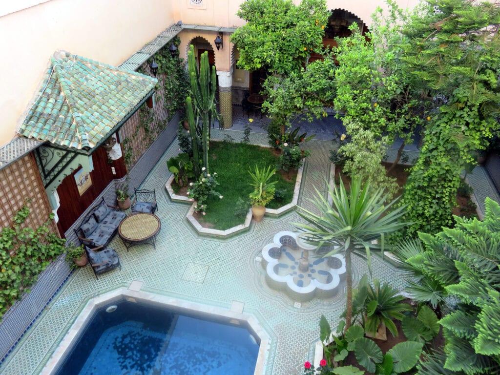 Riad, Marruecos