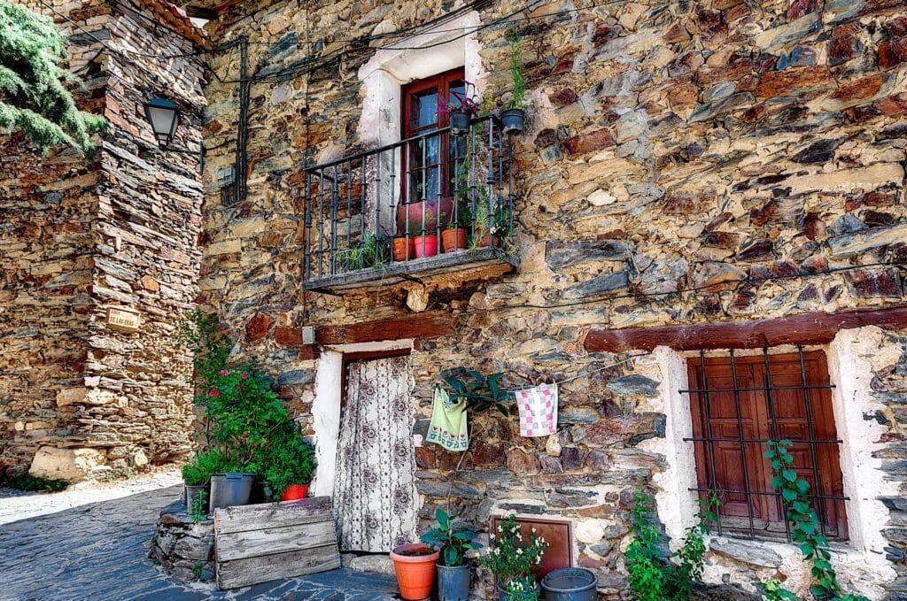 Patones de arriba, pueblos de la Sierra de Madrid