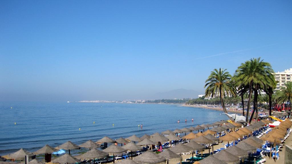 playa de la Fontanilla, mejores playas de Cádiz